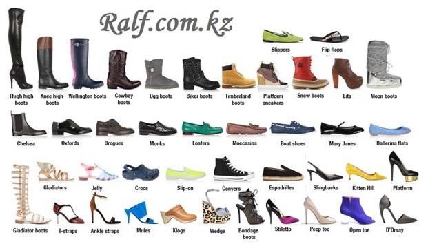 быстро аккуратно, название зимней обуви и фото идеальный